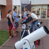 """Centro Educativo de Ciencias de la Tierra y Espacio de Misiones: un lugar único en el país, bajo la consigna de """"estudiar el universo para valor más nuestro planeta"""""""