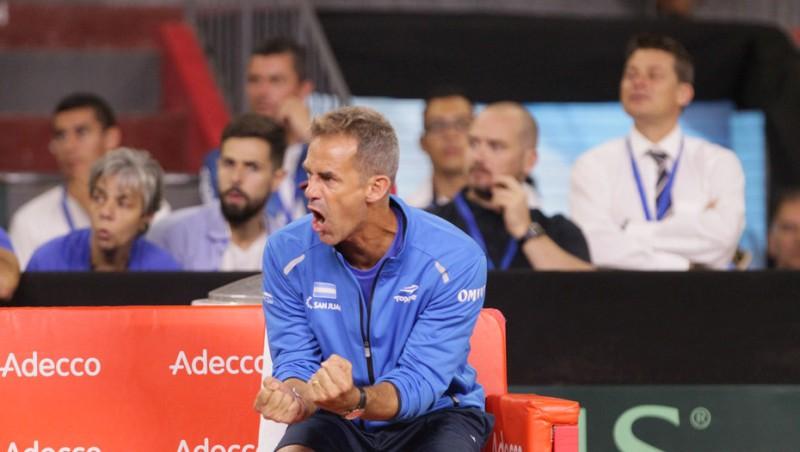 Copa Davis: el capitán argentino le contesto al ex tenista chileno tras sus fuertes declaraciones