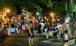 Invitan a visitar la Feria de la Bajada Vieja