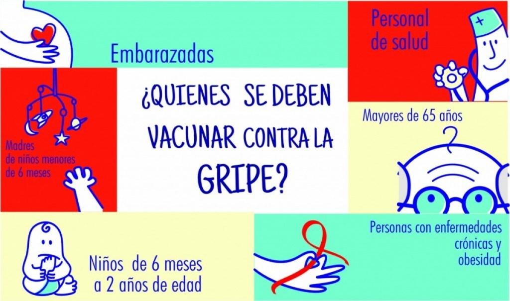 Se puso en marcha la campaña de vacunación antigripal en Misiones