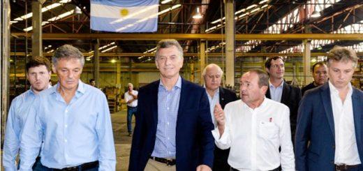 """Macri: """"si el país no tiene energía, no puede crecer"""""""