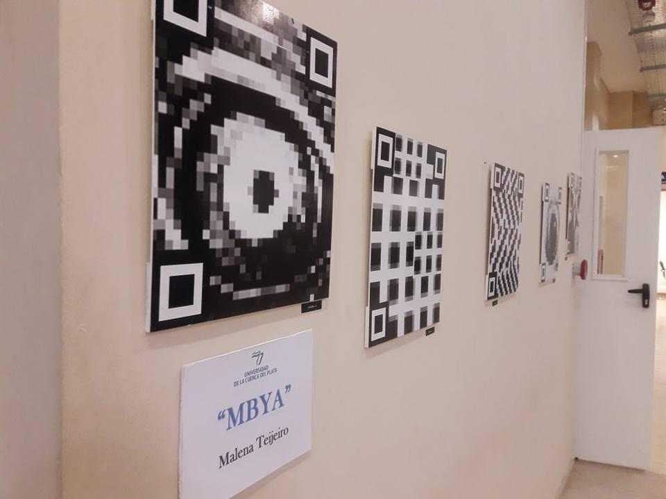 """Hasta el 11 de mayo continúa la exposición """"Mbya"""" de la artista Teijeiro"""