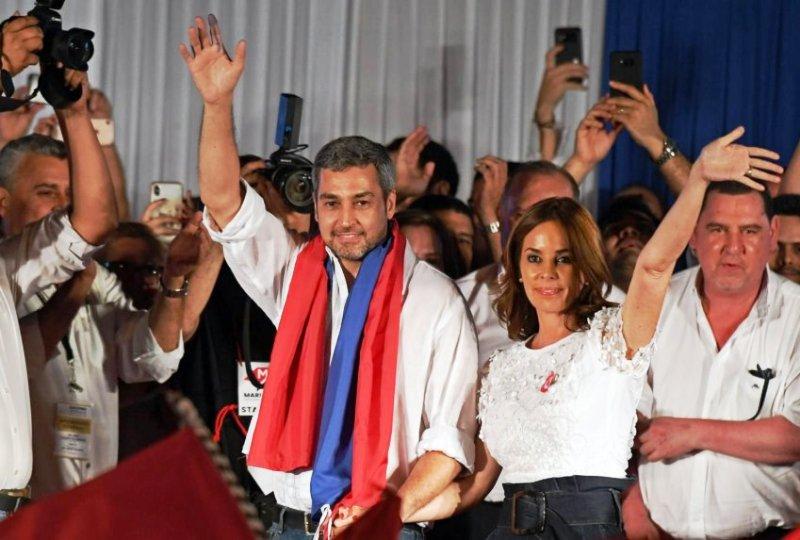 El presidente electo de Paraguay Mario Abdo Benítez se comprometió este domingo a ser «un factor de unión» tras la ajustada victoria lograda ayer