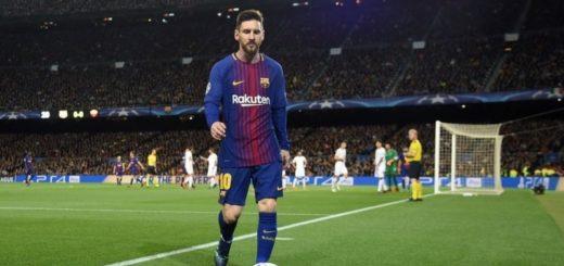 Con un Messi en duda, Barcelona recibe a Leganés por la Liga de España