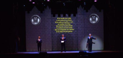 El legendario trío Midachi se presentó en Posadas en una noche a pura risa