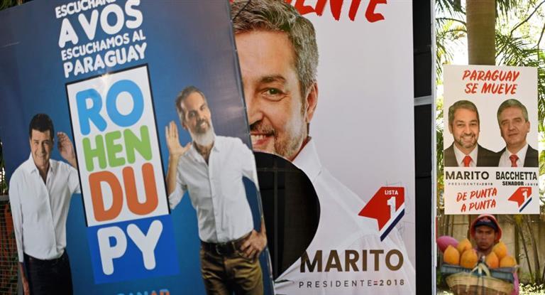 Sin contratiempos, comenzaron las elecciones presidenciales en Paraguay