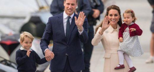 Se agrandó la familia Real: nació el tercer hijo del príncipe William y Kate Middletone