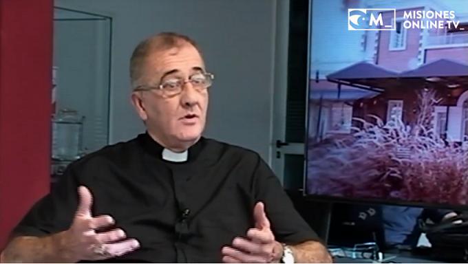 «La realidad es que la pobreza es gente, son rostros que uno percibe más allá de los números»,  dijo el obispo Martínez