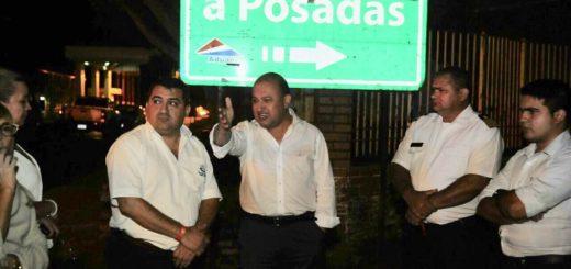 El gobernador de Itapúa pidió denuncias concretas sobre el pedido de coimas en la fila del puente