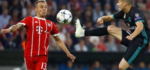 Champion's League: Real Madrid dio el golpe en Alemania y le ganó al Bayern en la primera semifinal