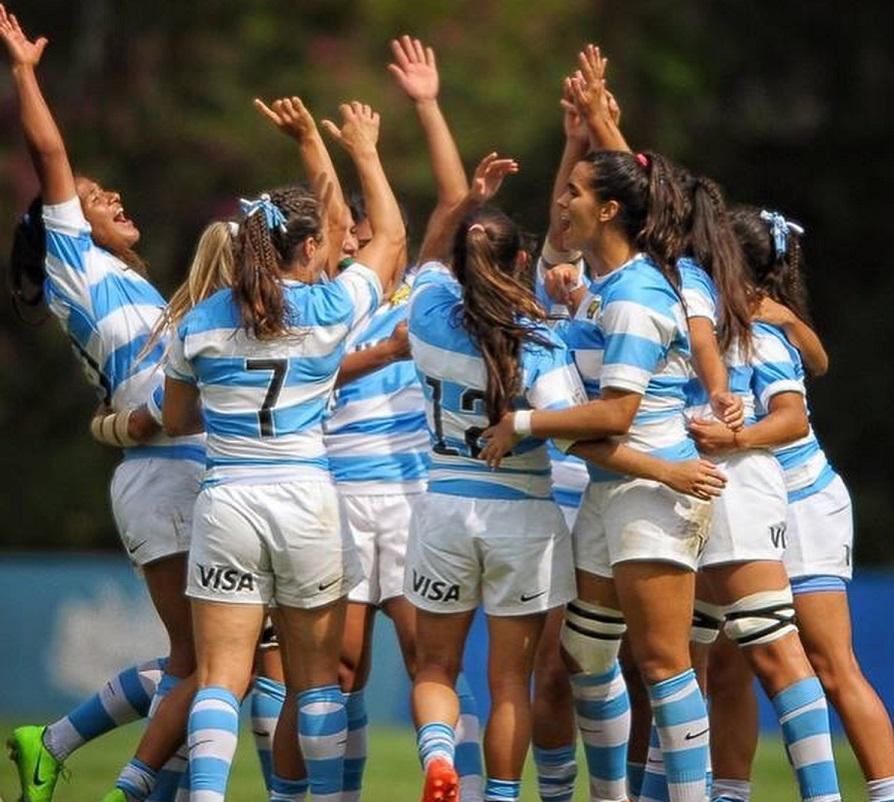 Frank Worthley Berri ejemplo  Rugby Femenino: Con la misionera Paula Pedrozo la selección Argentina  finalizó su participación en el Seven de Hong Kong - MisionesOnline