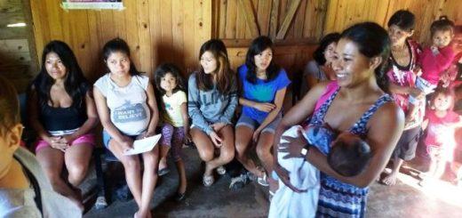 En el primer trimestre de 2018 se han registrado más de 7.000 consultas en las aldeas Mbya Guaraní