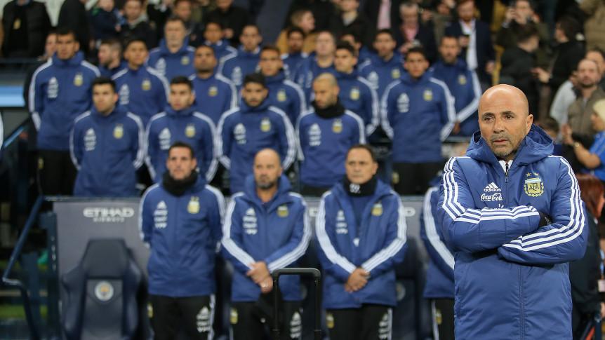 Selección Argentina: con miras al Mundial de Rusia 2018, Sampaoli visita a los futbolistas que están en Europa