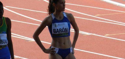 La misionera Valeria Barón otra vez en la selección Argentina de Atletismo