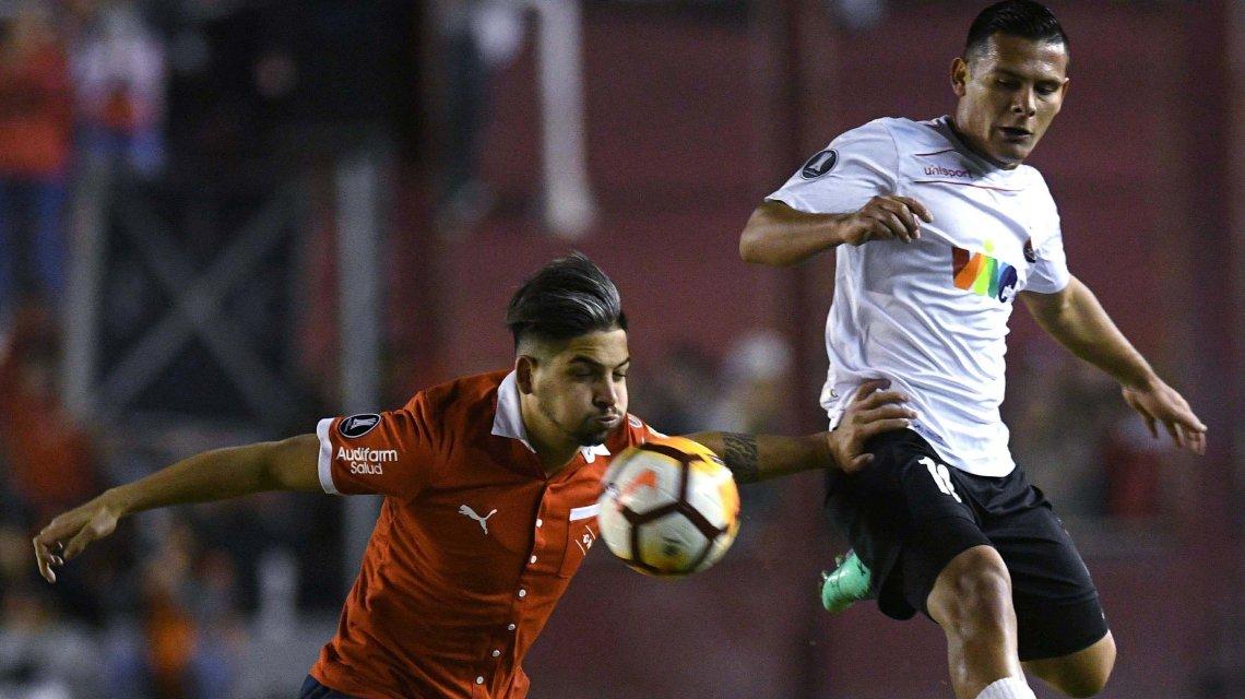 Independiente le ganó a Deportivo Lara y avanzó a octavos de final