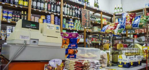 Comerciantes aseguran que la suba del dólar no afectó directamente sobre los precios de los alimentos