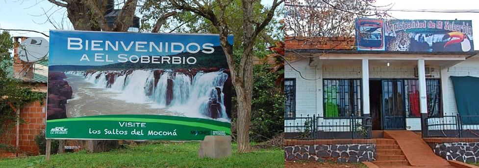 El Soberbio: podrían inaugurar obras durante los festejos del 72° aniversario de su fundación