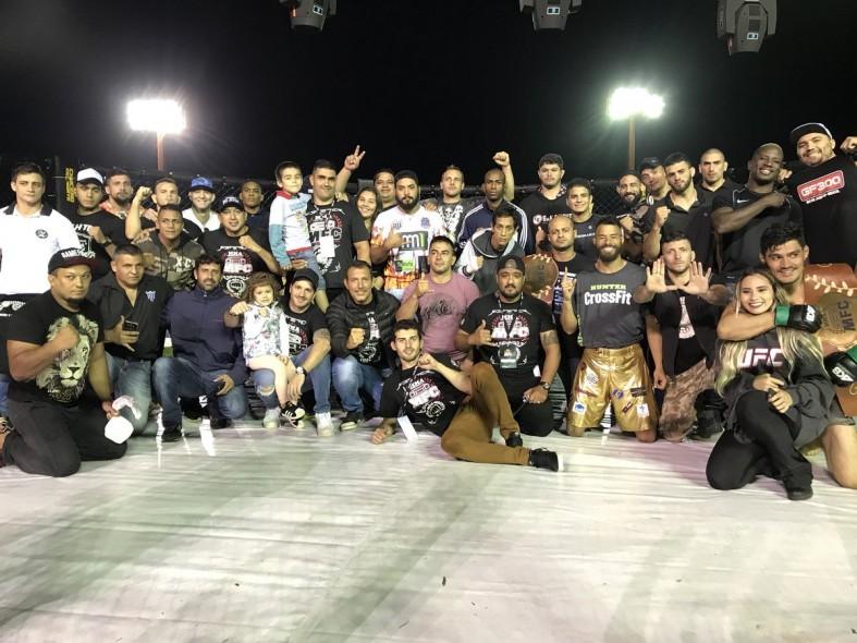 Con luchadores de primer nivel, el Misiones Fighting 2018 fue un éxito