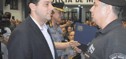 El mensaje del ministro de Gobierno al conmemorarse el 162 aniversario de la creación de la policía de Misiones