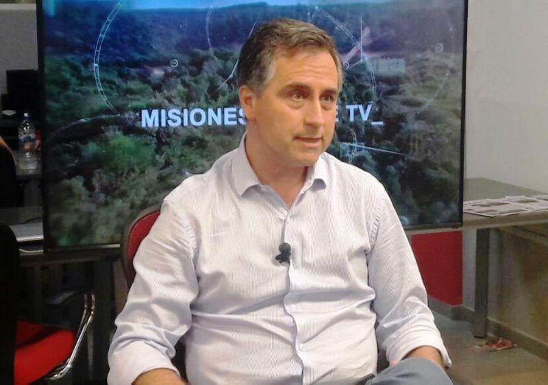 Diego Barrios ponderó la valentía de Macri en reconocer la verdad y saber cambiar cuando hay que hacerlo