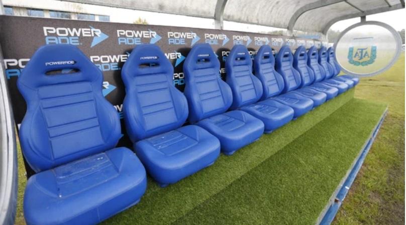 #Mundial2018: el Predio Julio Humberto Grondona fue remodelado para recibir a la Selección