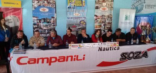 Cuenta regresiva: Presentaron la 47ma edición de Las 20 Horas de Pesca en el Pira Pytá