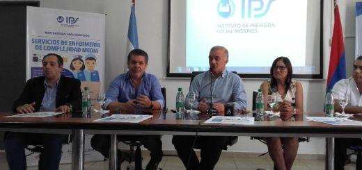 El IPS pone en funcionamiento un centro de Enfermería de Complejidad Media para sus afiliados