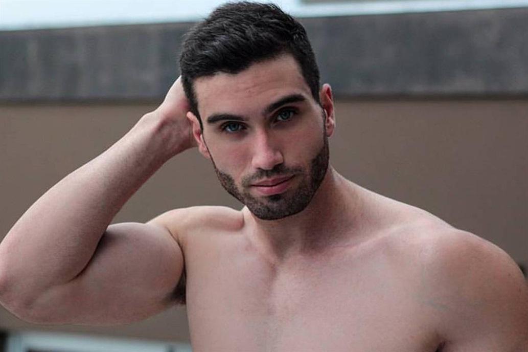 Un tucumano fue elegido como el hombre más lindo de la Argentina