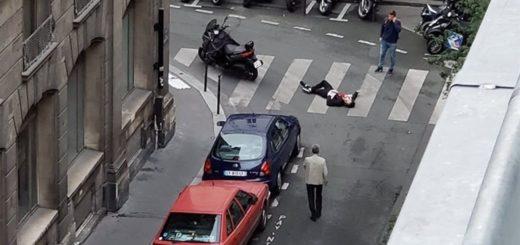 Abatieron a un hombre que atacó a varias personas con un cuchillo en Francia, al menos un muerto