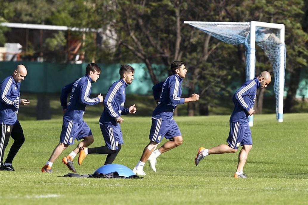 #Mundial2018: la Selección argentina definió su calendario y no se reunirá con el Papa Francisco