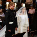 Las palabras que le dijo el príncipe Harry a Meghan cuando se encontraron en el altar