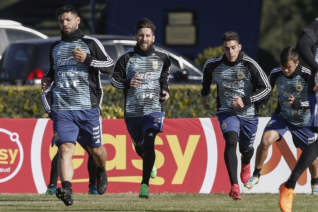 #Mundial2018: este es el probable equipo de la Selección Argentina que jugará mañana contra Haití, en la Bombonera