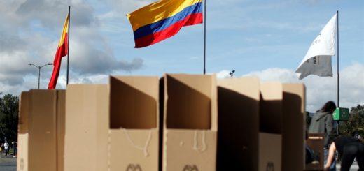Elecciones en Colombia: un protegido de Uribe y un exguerrillero, los favoritos