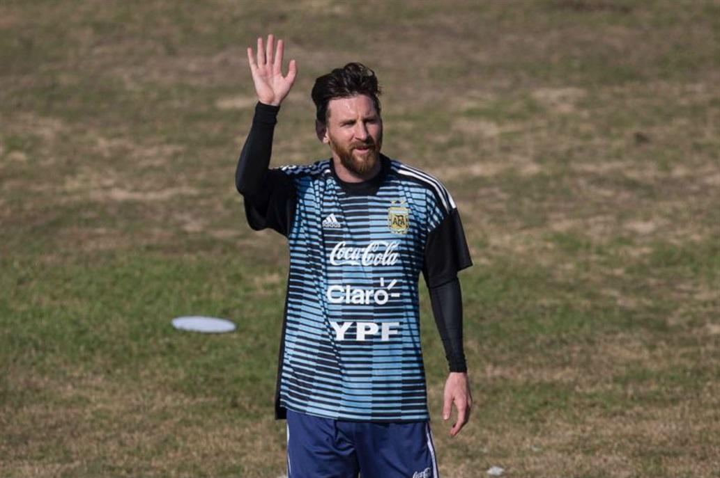 La selección en Huracán: «Messi comodín» en un reducido y la preocupación por Acuña