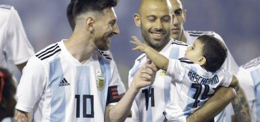 El tuit de Javier Mascherano sobre Lionel Messi que se hizo viral antes del viaje de la selección argentina
