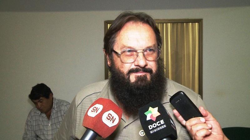 Butiuk interpondría un recurso de amparo para mantener su lugar en el Directorio del INYM
