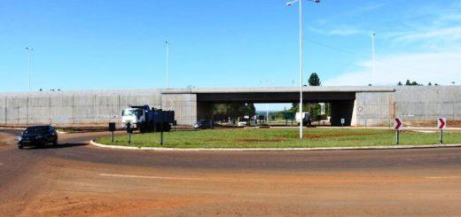 El jueves próximo se dejará formalmente inaugurada la autovía Garupá – Candelaria