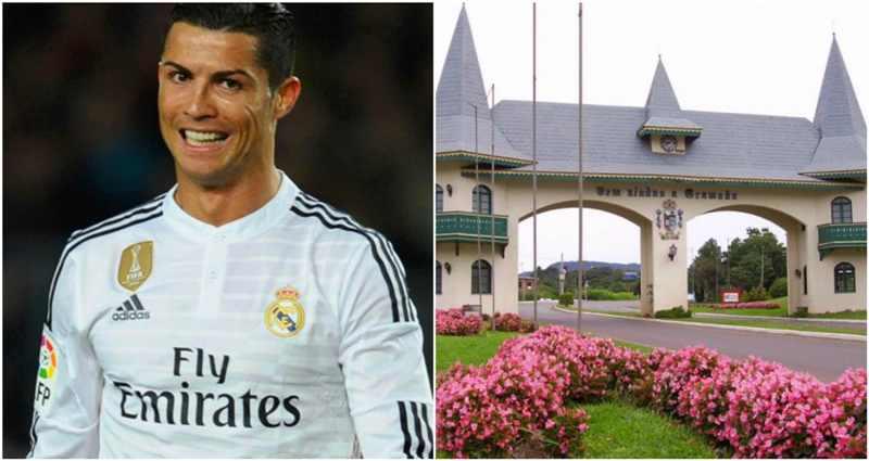 Cristiano Ronaldo abrirá un restaurante en Gramado, Río Grande Do Sul, a 600 kilómetros de Posadas