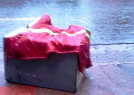 Intentaron robarse una caja fuerte en pleno centro de Encarnación