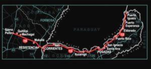 El corredor vial de la Ruta 12 se licitará este año y será adjudicado en 2019, según informó el Ministerio de Transporte