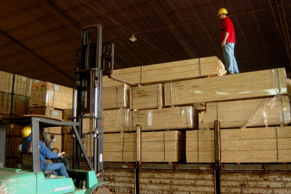 Empresarios y productores de la República Popular China estudian posible abastecimiento de madera aserrada de pino y eucalipto desde Sudamérica