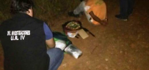 """Capioví: cayó """"Mula"""" con marihuana en San Gotardo"""
