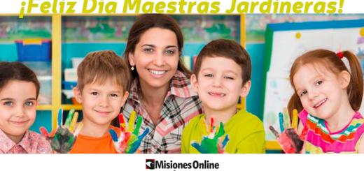 28 de mayo: ¿por qué se celebra hoy el Día de la Maestra Jardinera?