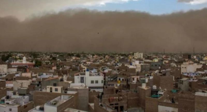 Tormenta de polvo en la India: al menos 97 muertos y cientos de heridos