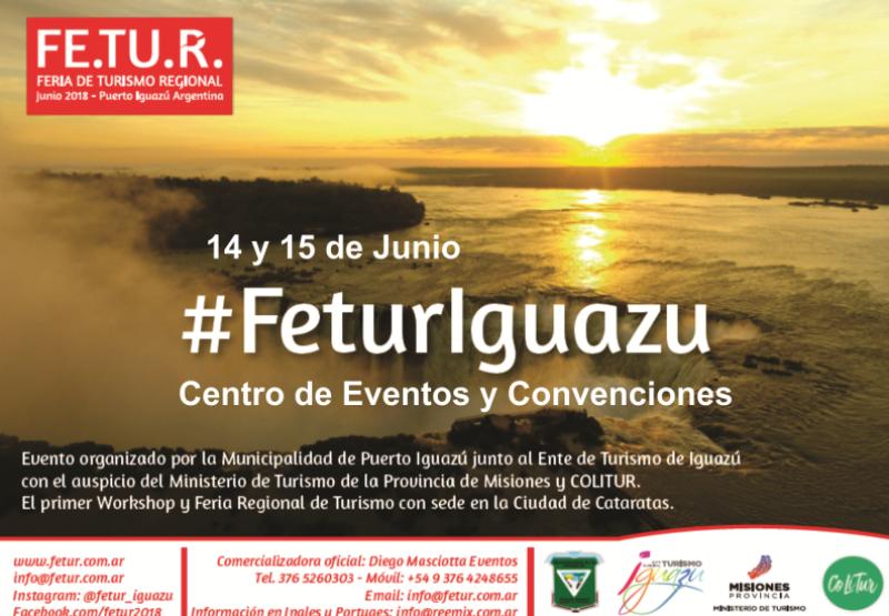 La Feria de Turismo Regional se realizará en Iguazú en junio