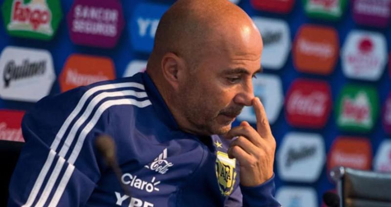 Jorge Sampaoli tendría 21 nombres y 2 dudas a una semana de confirmar la lista para el mundial de Rusia