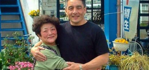 Después de 45 años se encontró con su madre biológica en Japón y recibió una sorpresa que multiplicó su felicidad