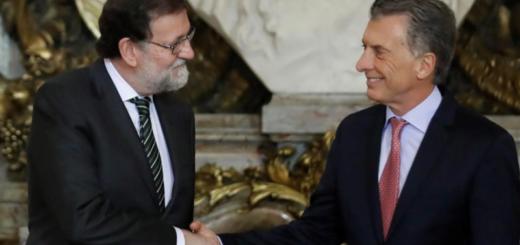 Macri habló con Mariano Rajoy y sumó a España en la lista de apoyos para negociar con el FMI