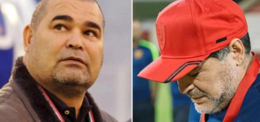 """José Luis Chilavert criticó a Diego Maradona por su apoyo a Nicolás Maduro: """"la droga no te deja razonar"""""""