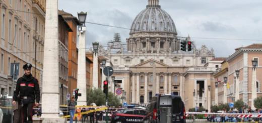 Evacuaron el Vaticano y sus inmediaciones por una amenaza de bomba